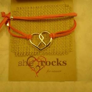 Picture of CINDY'S HEART AND RIBBON WRAP