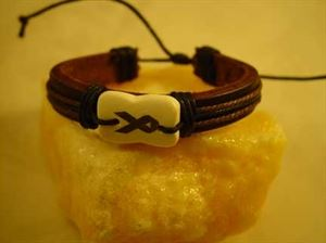 Picture of SHE ROCKS RIBBON BRACELET